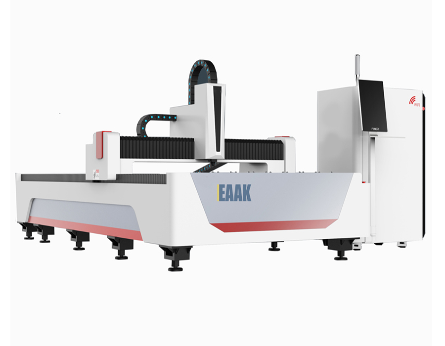 Economic laser metal cutting machine