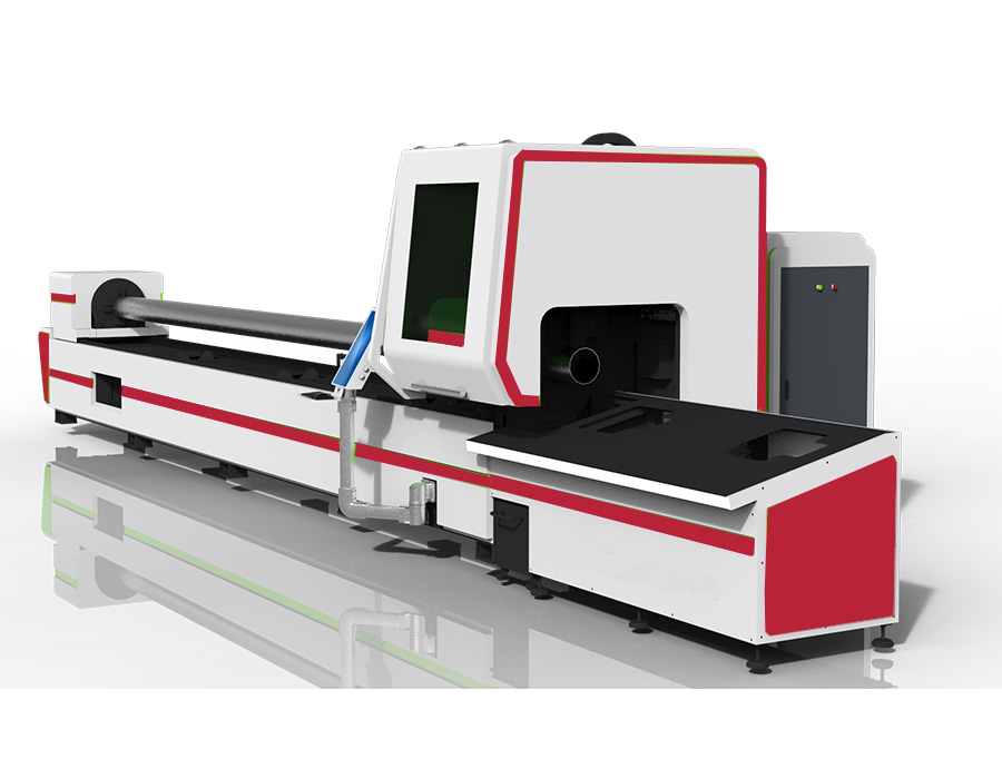 laser metal tube cutting machine